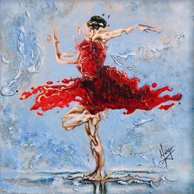 Karina Llergo Salto - American Expressionist painter - Tutt'Art@ (11)