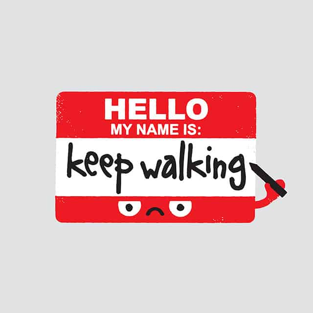 David-Olenik-hello-my-name-is-keep-walking