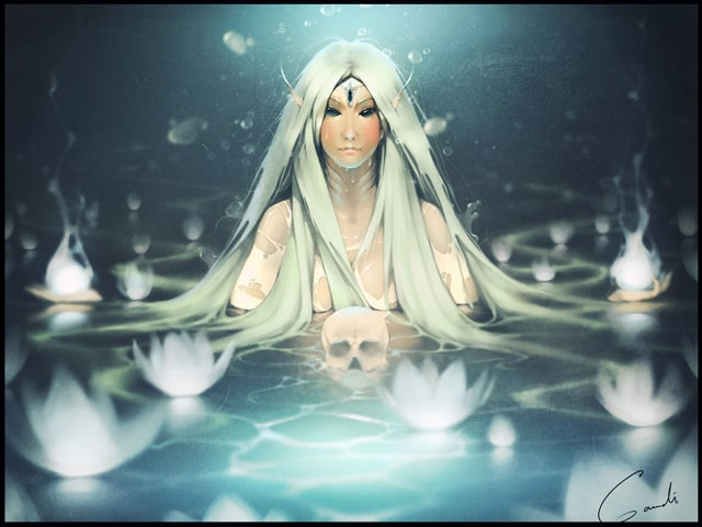 siren__the_spirit_of_water_by_gaudibuendia-d6mooem